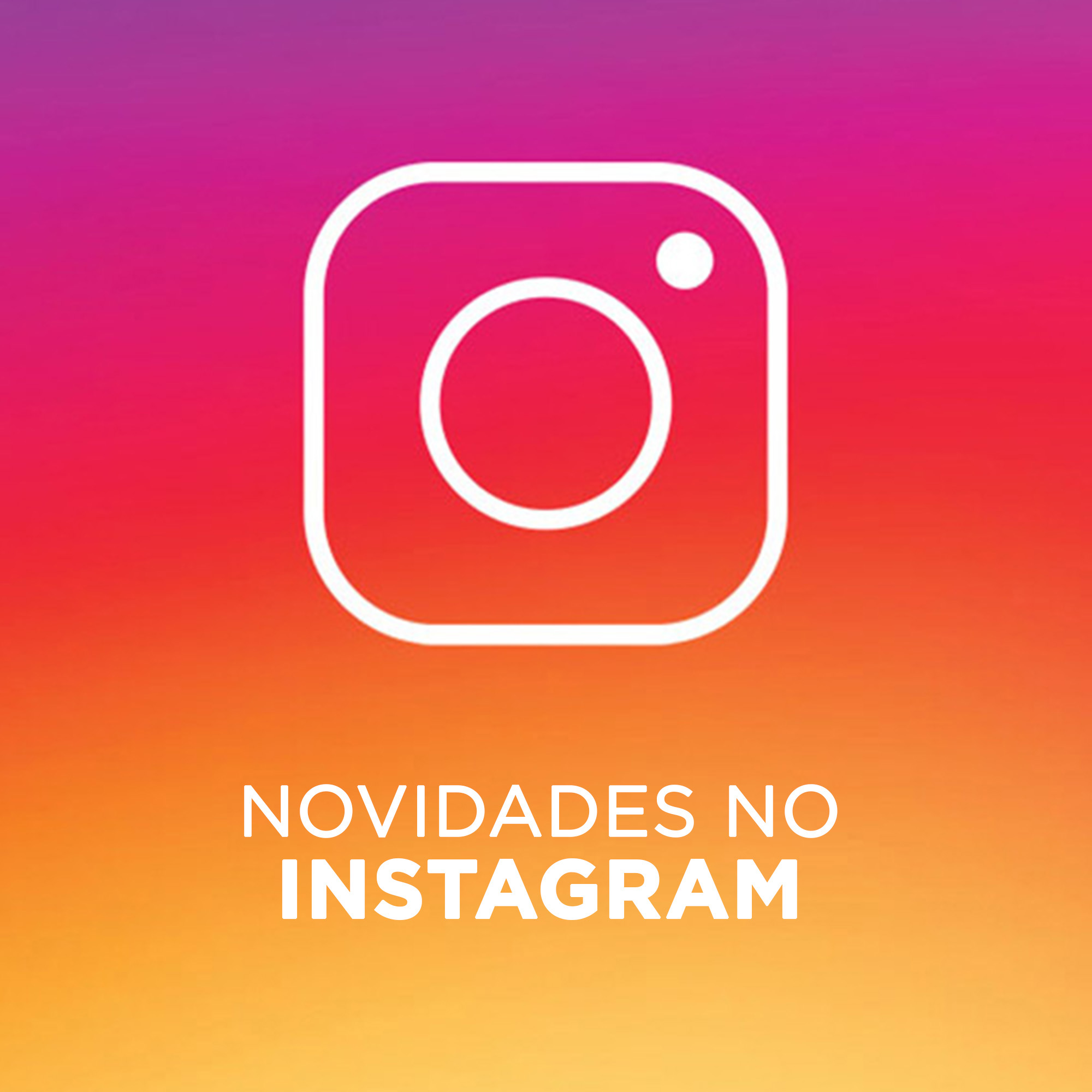 novos recursos no Instagram
